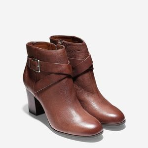 Cole Haan Hinckley Ankle Boot Leather (7)